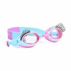 Bling2o - Swim Goggles - Glam Lash Periwinkle Blue