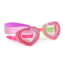 Bling2o - Swim Goggles - Je T'Aime Punch Pink
