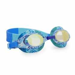 Bling2o - Swim Goggles - Snake Boa Blue