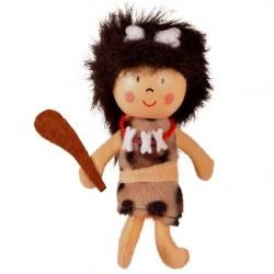Fiesta - Finger Puppet - Caveman