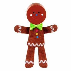 Fiesta - Finger Puppet - Gingerbread