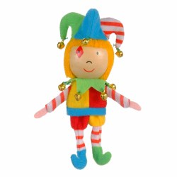 Fiesta - Finger Puppet - Jester