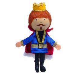 Fiesta - Finger Puppet - King