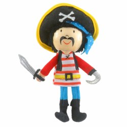 Fiesta - Finger Puppet - Pirate
