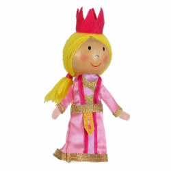 Fiesta - Finger Puppet - Princess