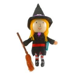 Fiesta - Finger Puppet - Wizard