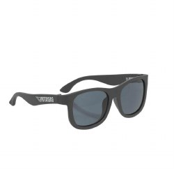 Babiators - Navigators Sunglasses - Black Ops Black 3-5