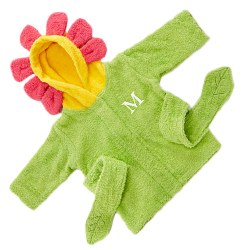 Baby Aspen - Bath Robe - Flower