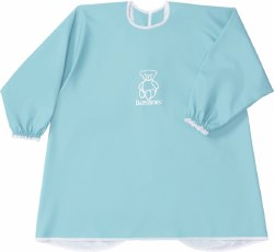 Baby Bjorn - Long Sleeve Bib - Turquoise