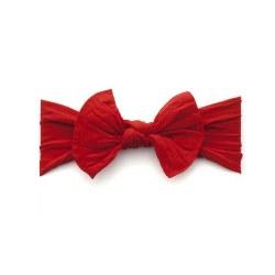 N L - Headband Knot - Cherry