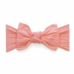 N L - Headband Knot - Coral