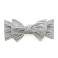 N L - Headband Knot - Grey