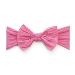 N L - Headband Knot - Hot Pink