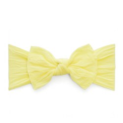 N L - Headband Knot - Lemon