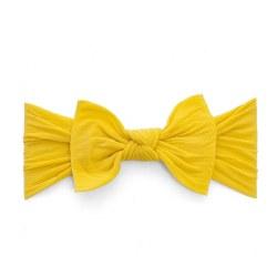 N L - Headband Knot - Mustard