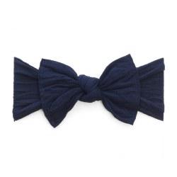 N L - Headband Knot - Navy
