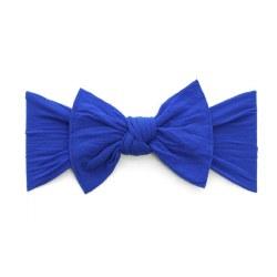 N L - Headband Knot - Royal Blue