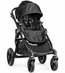 Baby Jogger - City Select Stroller - Black
