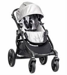 Baby Jogger - City Select Stroller - Silver