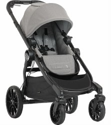 Baby Jogger - City Select Lux Stroller - Slate