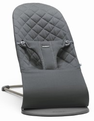 Baby Bjorn - Bouncer Bliss Cotton - Anthracite