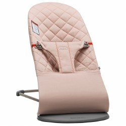 Baby Bjorn - Bouncer Bliss Cotton - Old Rose