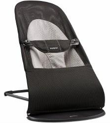 Baby Bjorn - Bouncer Balance Soft - Mesh Black/Grey