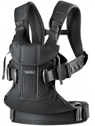 Baby Bjorn - Carrier One Air 3D Mesh - Black
