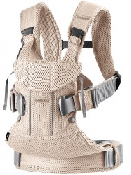Baby Bjorn - Carrier One Air 3D Mesh - Pearly Pink
