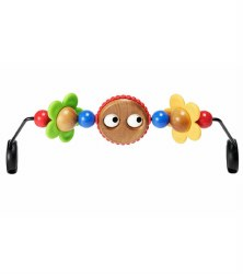 Baby Bjorn - Wooden Toy for Bouncer Balance Soft