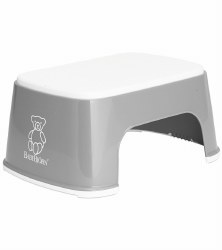 Baby Bjorn - Step Stool - Gray