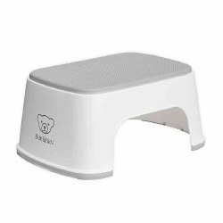 Baby Bjorn - Step Stool - White/Gray