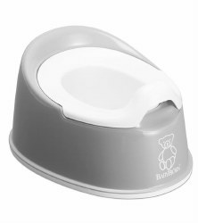 Baby Bjorn - Smart Potty Trainer - Grey