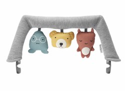 Baby Bjorn - Toy For Bouncer - Soft Friends