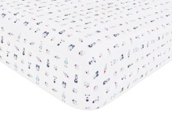 Babyletto - Crib Sheet - Galaxy