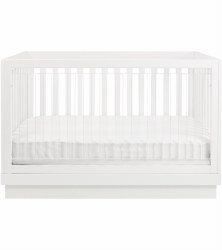 Babyletto - Harlow Acrylic 3-in-1 Convertible Crib