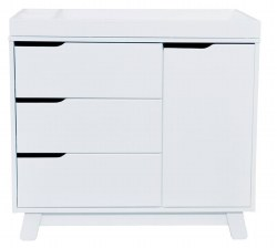 Babyletto - Hudson 3-Drawer Changer Dresser - White