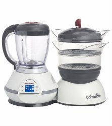 Babymoov - Food Processor Nutribaby Cherry