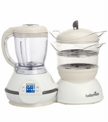 Babymoov - Food Processor Nutribaby Cream