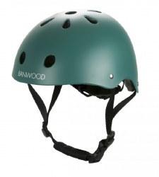 Banwood - Classic Helmet - Matte Green