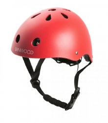 Banwood - Classic Helmet - Red