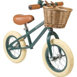 Banwood - First Go Kids Balance Bike - Green