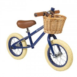 Banwood - First Go Kids Balance Bike - Navy