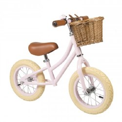 Banwood - First Go Kids Balance Bike - Pink