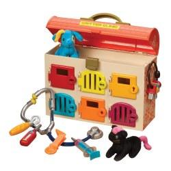 Battat - B Critter Clinic Play Set