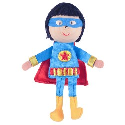 Fiesta - Finger Puppet - Boy Hero