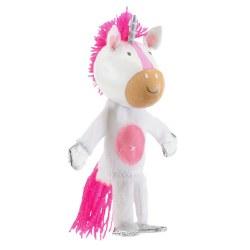 Fiesta - Finger Puppet - Unicorn