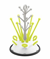 Beaba - Tree Drying Rack Neon