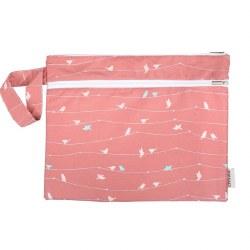 Bebe Au Lait - Wet & Dry Bag - Birdie