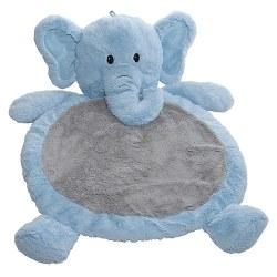 Bestever - Baby Mat - Blue Elephant